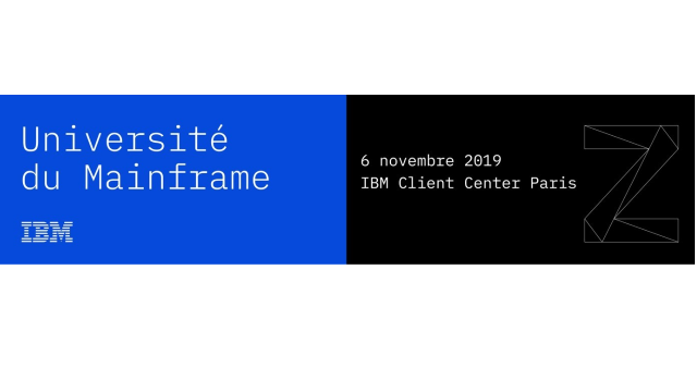 IBM : Université du Mainframe 2019